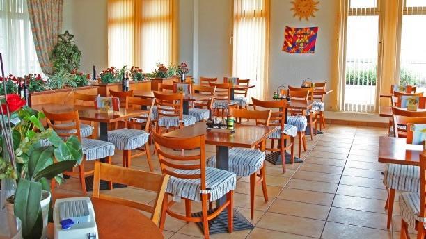 Le Boisy Salle du restaurant