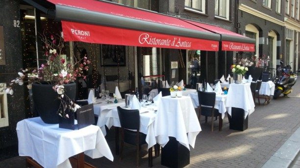 d'Antica d'Antica | Restaurant & Bar