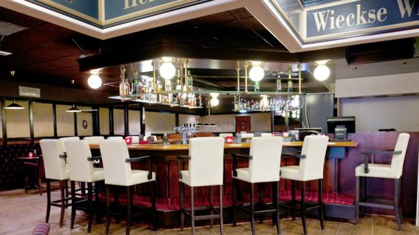 Paviljoen Duinoord (by Fletcher) Het restaurant