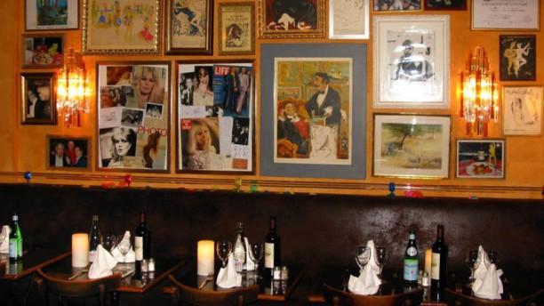 Café Michel vue de la salle