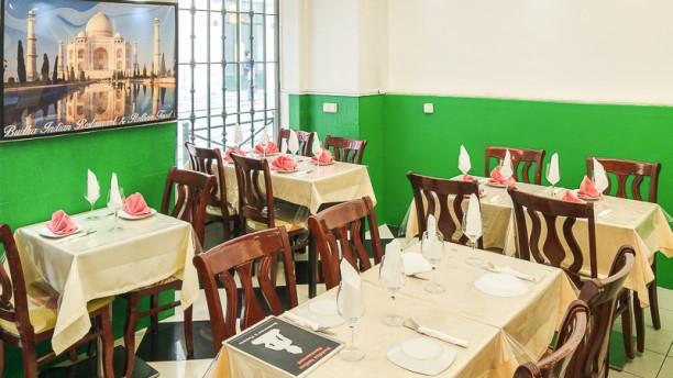 Buddha Restaurante sala