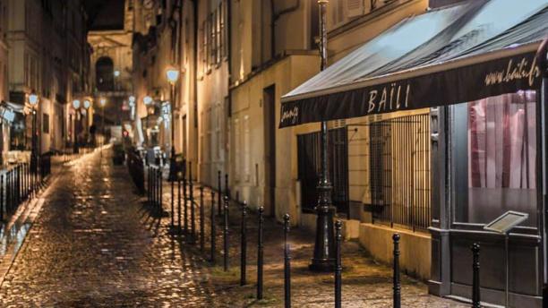 Restaurant Le Baili à Paris 20ème - menu, avis, prix et réservation