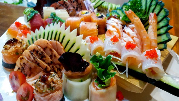 Koi Sushi Saldanha Sugestão prato
