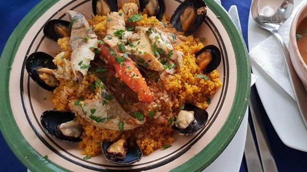 Mediterraneo Suggerimento dello chef