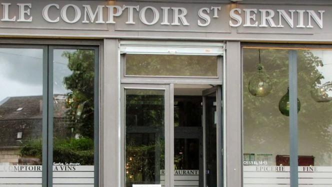 Le Comptoir Saint-Sernin - Restaurant - Brive-la-Gaillarde