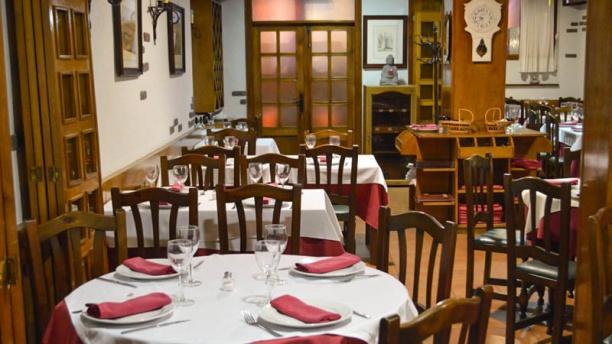 Ríos Rosas Vista sala