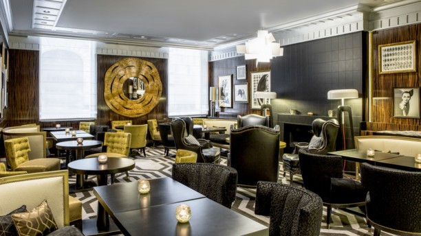 Bar du Faubourg Vue salle