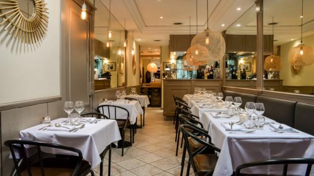 La Table du Chef - Cannes Salle du restaurant