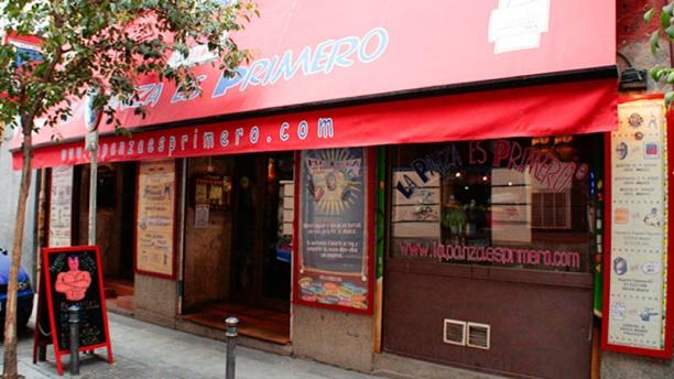 La Panza Es Primero La Palma In Madrid Restaurant Reviews