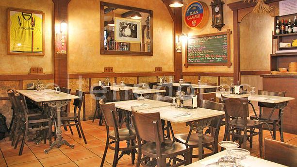 restaurante bodega joan en barcelona eixample men