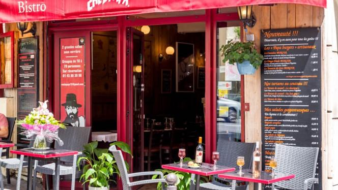 Chez Papa 13 - Restaurant - Paris