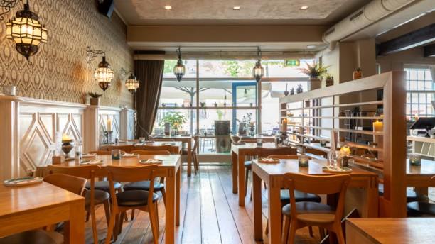 Café Restaurant Moro Restaurant