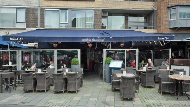 De Blauwe Engel Restaurant