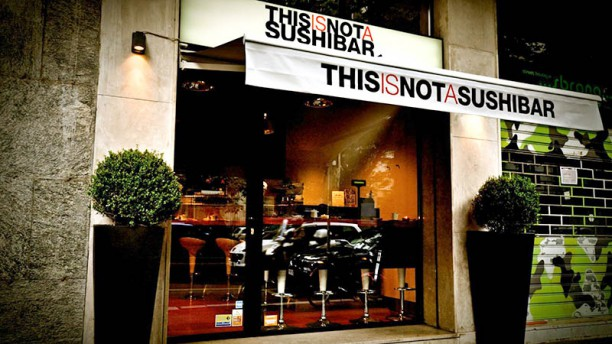 This is Not a Sushi Bar Conca Esterno
