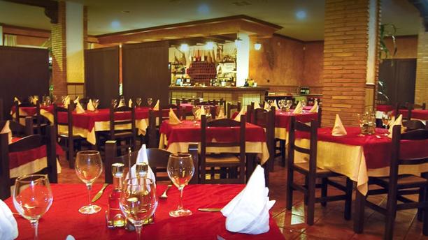 Maracay Sala del restaurante