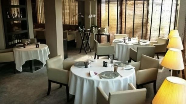 """Restaurant Gill """"Relais & Châteaux"""" Vue interiéure"""