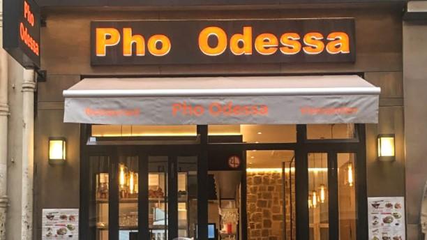 Pho Odessa Devanture
