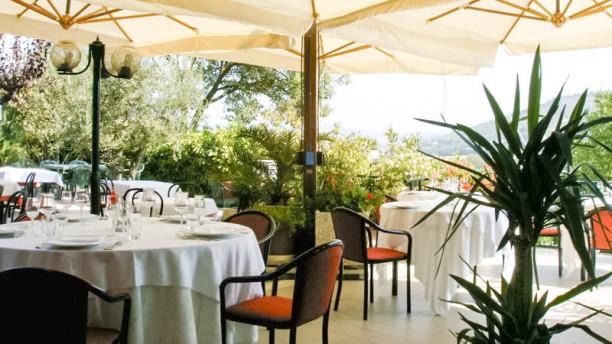 Cornaletto Restaurant Cornaletto Garden