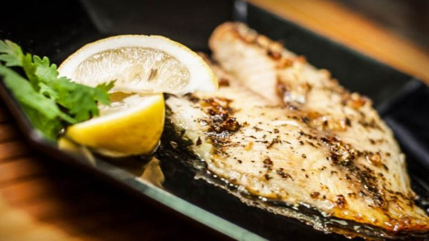 Fish & Grill Suggestion du chef