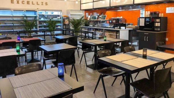 Excellis Café Vue de la salle