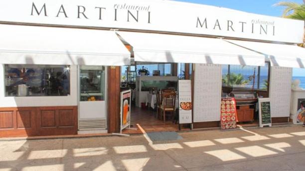 Martini Vista fachada