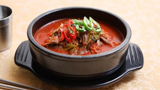Moah Restaurante Coreano Sugestão do chef