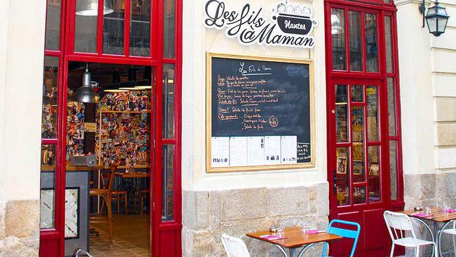 Les Fils à Maman Nantes - Restaurant - Nantes