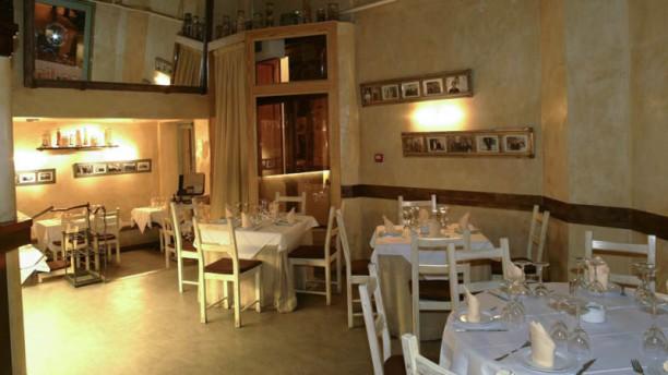 Trattoria Sant Arcangelo Vista sala