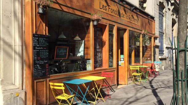 Les Fondus de la Raclette Parmentier Vue de la façade