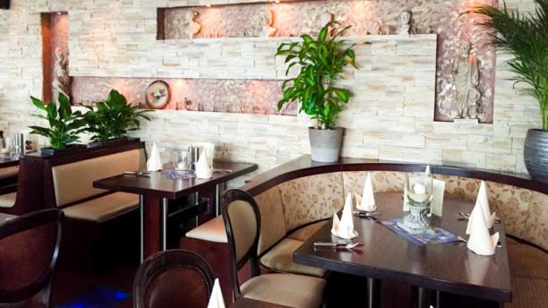 Athene Palace restaurantzaal