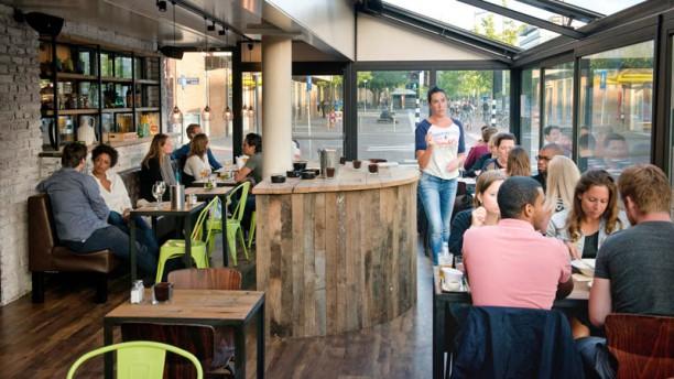 Lokaal Restaurantzaal