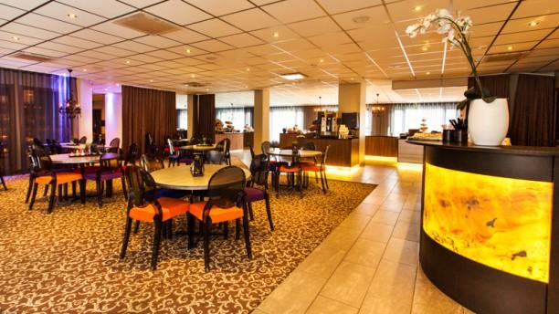Plaza restaurant Vue de la salle