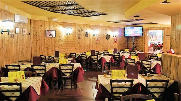 Bucky Salone ristorante