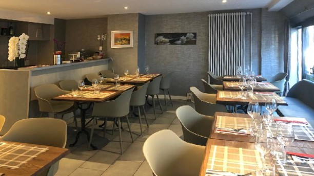 Wawa's Asian Kitchen Genève Salle du restaurant