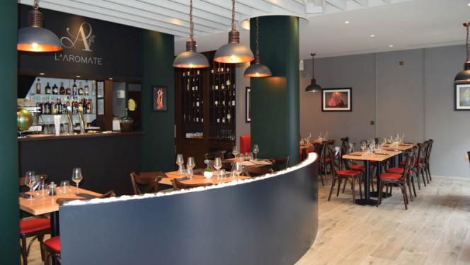 L'Aromate - Restaurant - Caen