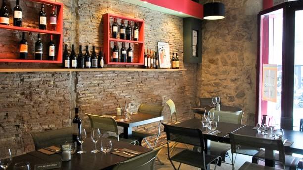 Restaurant l 39 enoteka marseille 13006 menu avis prix et r servation - Magasin de deco marseille ...