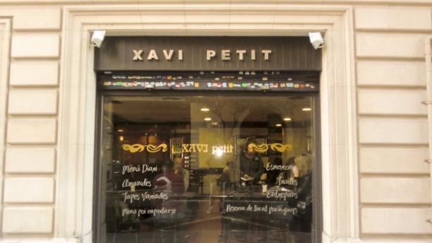 Xavi Petit Vista fachada