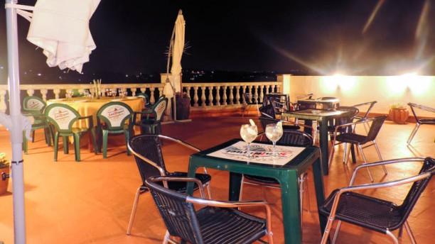 Masia Can Fontimarch Vista terraza