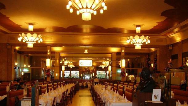 A Lyon Restaurant Georges