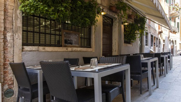 Rosa Rossa In Venice Restaurant Reviews Menu And Prices