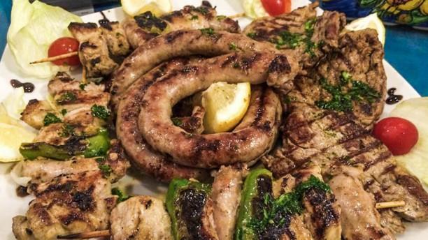 Zimikè Grigliata di carne