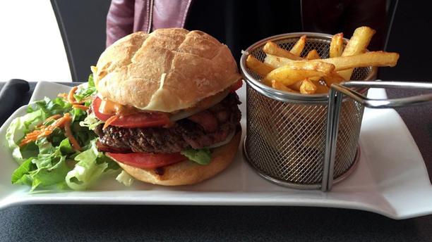 La Fringale Gourmande Burger