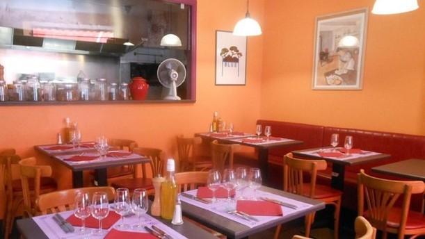 La Cantine de Lulu Restaurant