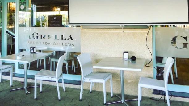 Restaurante Agrella Terraza