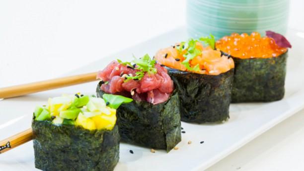 Sushiyaki II - Buffet Plato