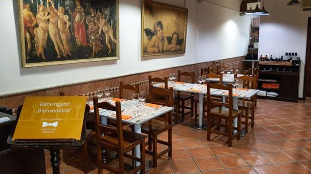 Restaurante Pizzeria Il Fiocchetto Sala