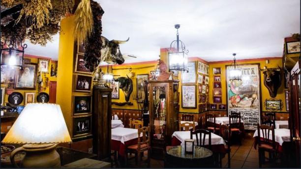 Mesón Casa Paco Vista sala