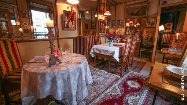 Restaurant Hôtel Restaurant La Villa Toscane à Paris (75015), Vaugirard - Avis, menu et prix