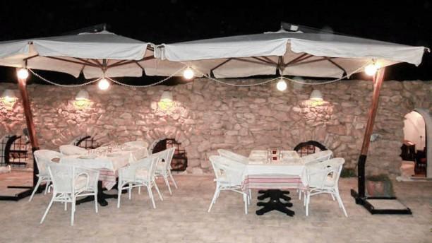 Borgo Cala Creta La terrazza