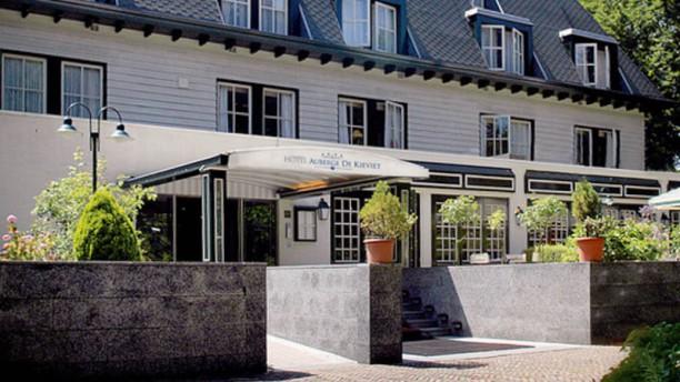 Fletcher Hotel-Restaurant Auberge De Kieviet Ingang